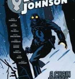 DARK HORSE COMICS LOBSTER JOHNSON TP VOL 06 CHAIN FORGED IN LIFE