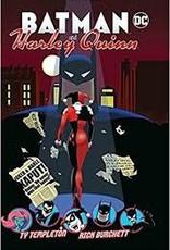DC COMICS BATMAN & HARLEY QUINN HC