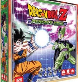 IDW GAMES DRAGON BALL Z PERFECT CELL DICE GAME