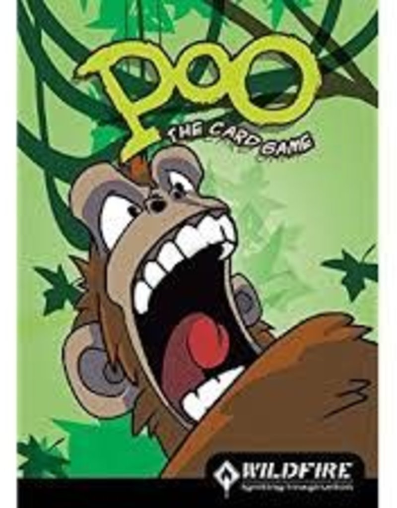 POO THE CARD GAME REVISED