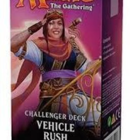 WIZARDS OF THE COAST MTG TCG 2018 CHALLENGER DECK VEHICLE RUSH