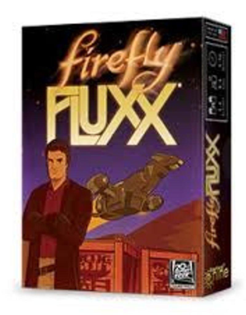 FIREFLY FLUXX CARD GAME