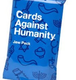 CARDS AGAINST HUMANITY CARDS AGAINST HUMANITY JEW PACK