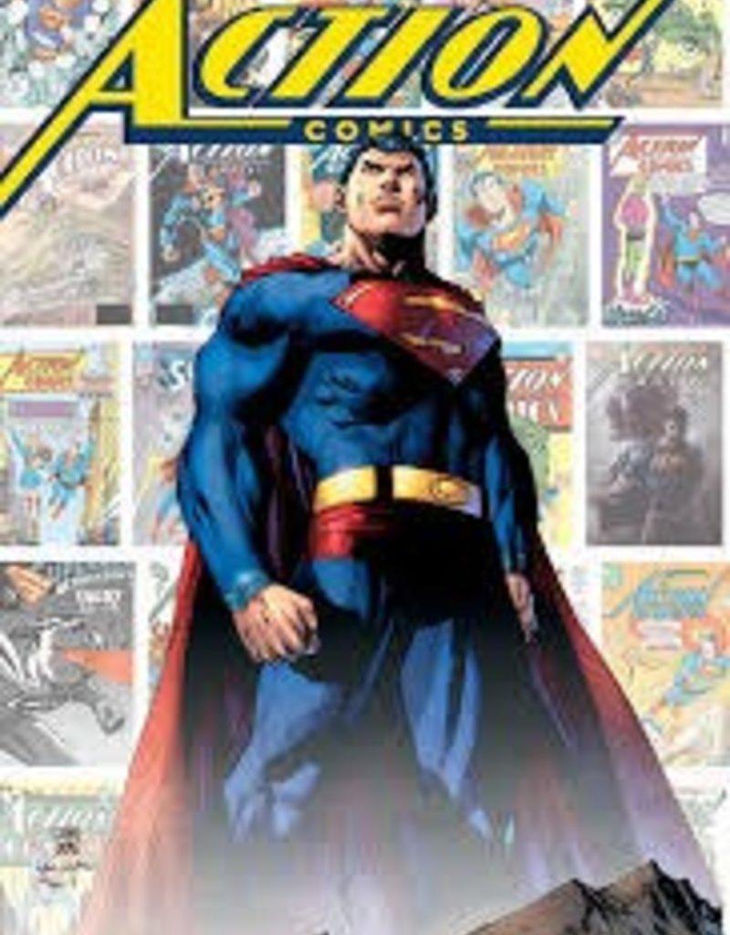 DC COMICS ACTION COMICS 80 YEARS OF SUPERMAN HC