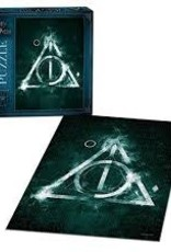 USAOPOLY HARRY POTTER THE DEATHLY HALLOWS PUZZLE 550 PIECES