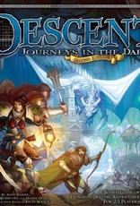 DESCENT JOURNEYS IN THE DARK 2ND ED BOARD GAME
