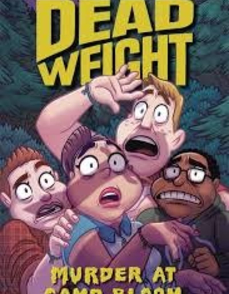 ONI PRESS INC. DEAD WEIGHT MURDER AT CAMP BLOOM GN