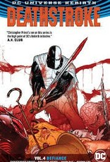 DC COMICS DEATHSTROKE TP VOL 04 DEFIANCE REBIRTH