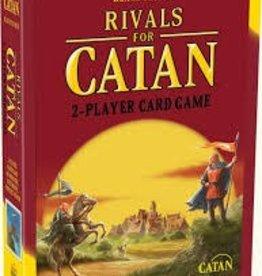 CATAN STUDIO INC CATAN, FOR RIVALS 2-PLAYER CARD GAME
