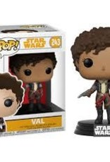 FUNKO POP STAR WAR SOLO VAL VINYL FIG