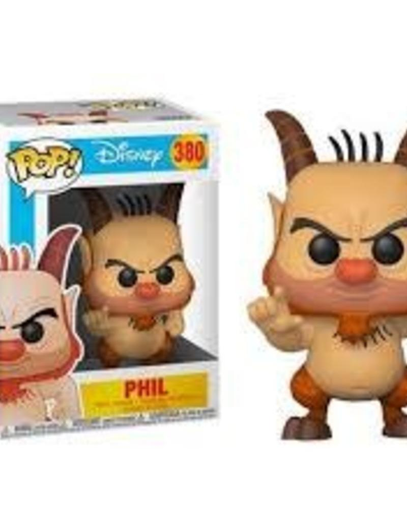 FUNKO POP HERCULES PHIL VINYL FIG