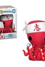 FUNKO POP MONSTERS INK CHEF VINYL FIG