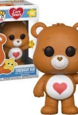 FUNKO POP CARE BEARS TENDERHEART BEAR VINYL FIG