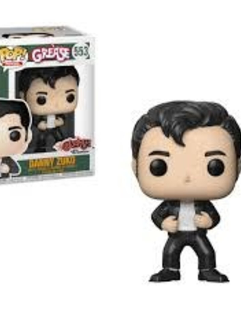 FUNKO POP GREASE DANNY ZUKO VINYL FIG