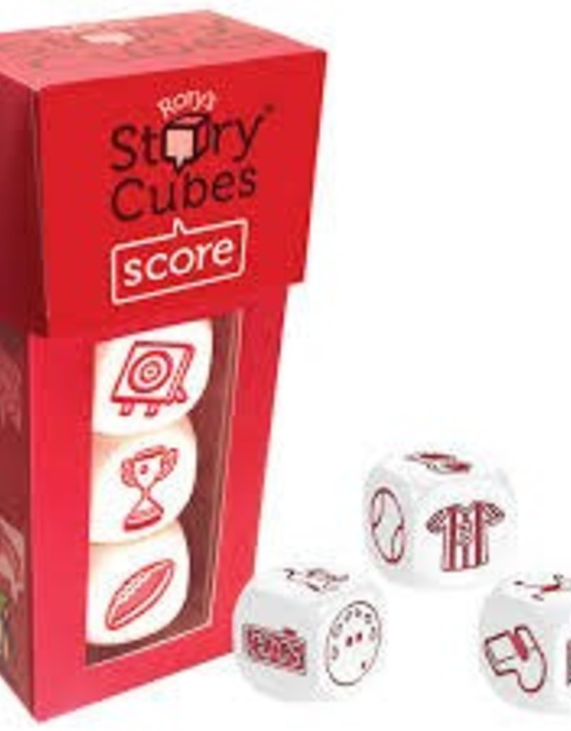 GAMEWRIGHT RORY'S STORY CUBES SCORE