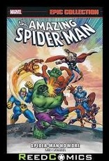 MARVEL COMICS AMAZING SPIDER-MAN EPIC COLLECTION SPIDER-MAN NO MORE TP