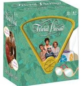 USAOPOLY GOLDEN GIRLS TRIVIAL PURSUIT
