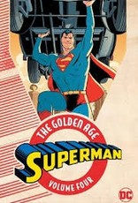 DC COMICS SUPERMAN THE GOLDEN AGE TP VOL 04