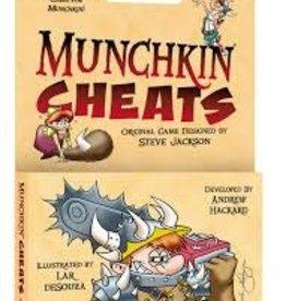 STEVE JACKSON GAMES MUNCHKIN CHEATS