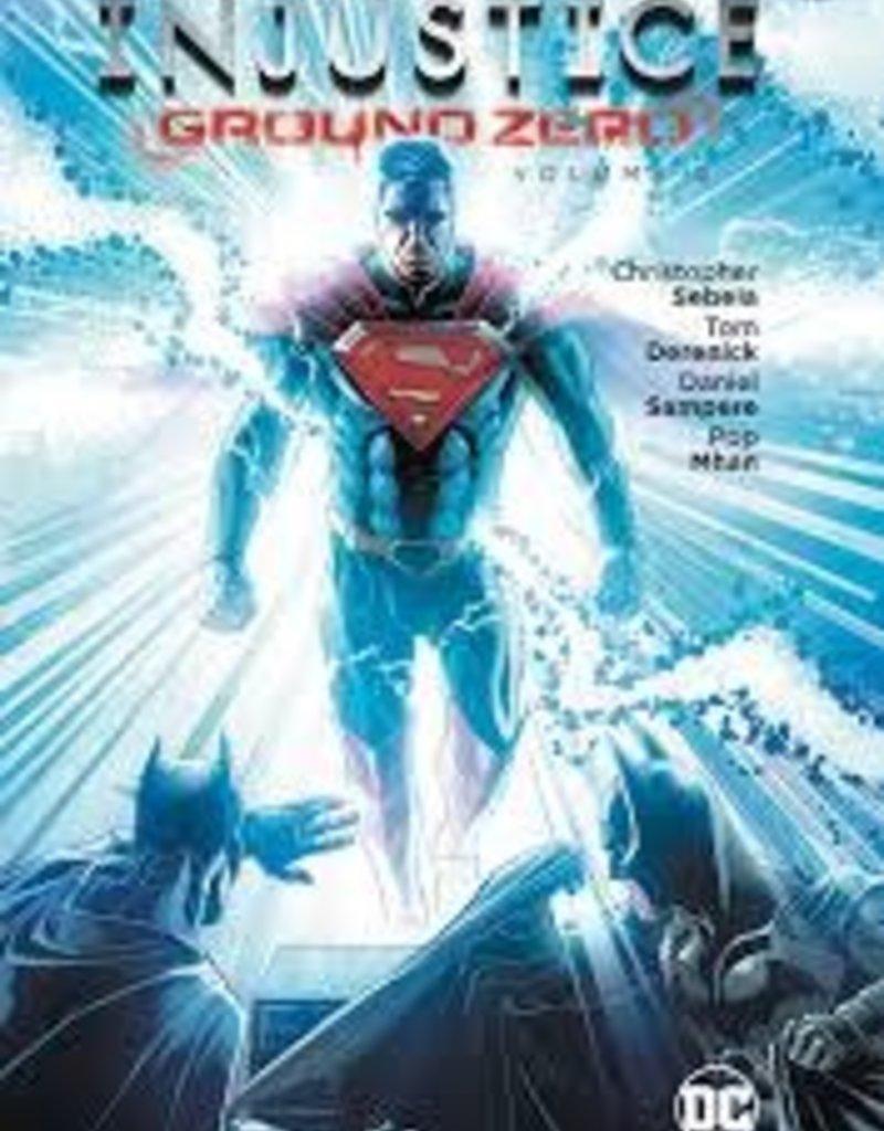 DC COMICS INJUSTICE GROUND ZERO TP VOL 02