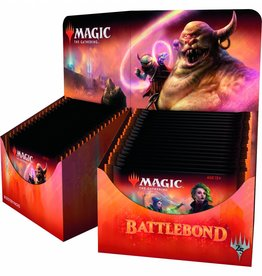 WIZARDS OF THE COAST MTG BATTLEBOND BOOSTER BOX