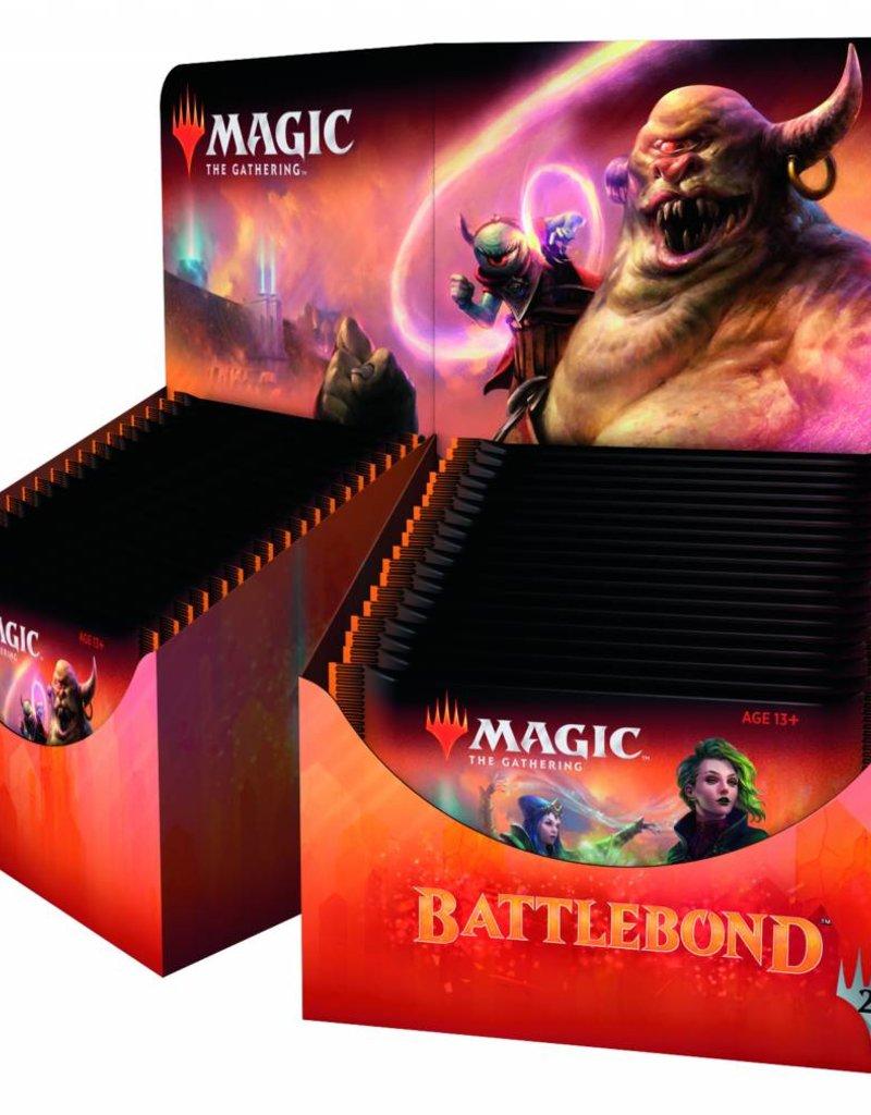 WIZARDS OF THE COAST MTG BATTLEBOND BOOSTER BOX
