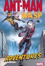 MARVEL COMICS ANT-MAN AND WASP ADVENTURES DIGEST TP