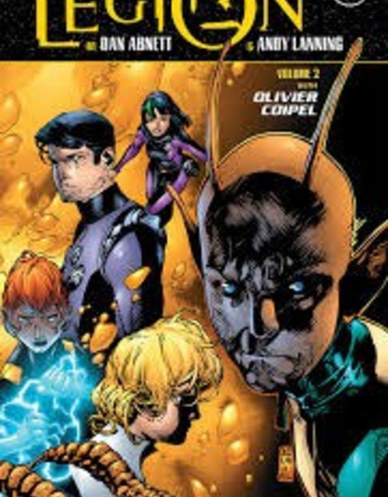 DC COMICS LEGION BY DAN ABNETT & ANDY LANNING TP VOL 02
