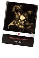 CARDS AGAINST HUMANITY CARDS AGAINST HUMANITY COLLEGE PACK