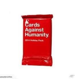 CARDS AGAINST HUMANITY CARDS AGAINST HUMANITY HOLIDAY PACK 2014