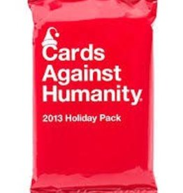CARDS AGAINST HUMANITY CARDS AGAINST HUMANITY HOLIDAY PACK 2013