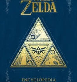 DARK HORSE COMICS LEGEND OF ZELDA ENCYCLOPEDIA HC