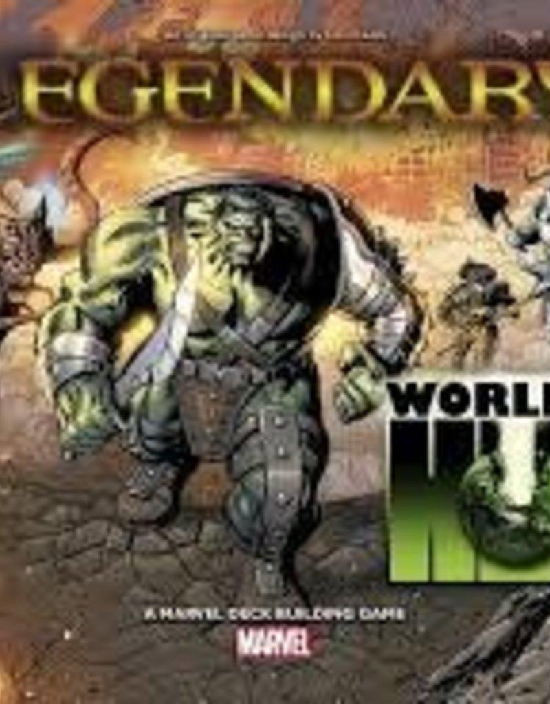 UPPER DECK MARVEL LEGENDARY DBG WORLD WAR HULK EXP
