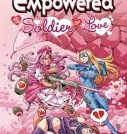 DARK HORSE COMICS EMPOWERED & SOLDIER OF LOVE TP