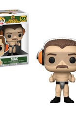 FUNKO POP SUPER TROOPERS MAC VINYL FIGURE
