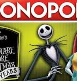 USAOPOLY MONOPOLY NBX 25TH ANNI EDITION