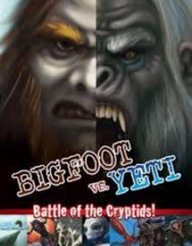 BIGFOOT VS YETI BATTLE OF CRYPTIDS