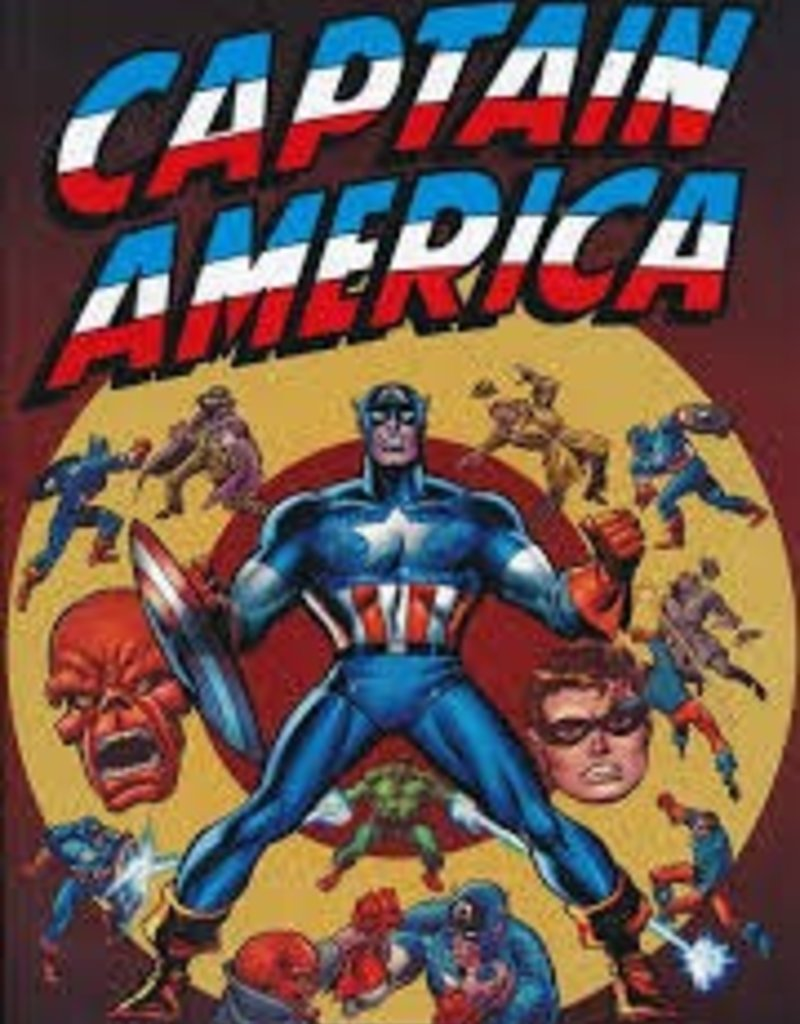 MARVEL COMICS CAPTAIN AMERICA EPIC COLLECTION TP HERO OR HOAX