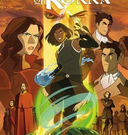 DARK HORSE COMICS LEGEND OF KORRA TP VOL 03 TURF WARS PT 3