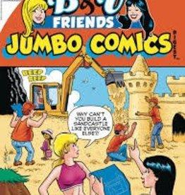 ARCHIE COMIC PUBLICATIONS B & V FRIENDS JUMBO COMICS DIGEST #263