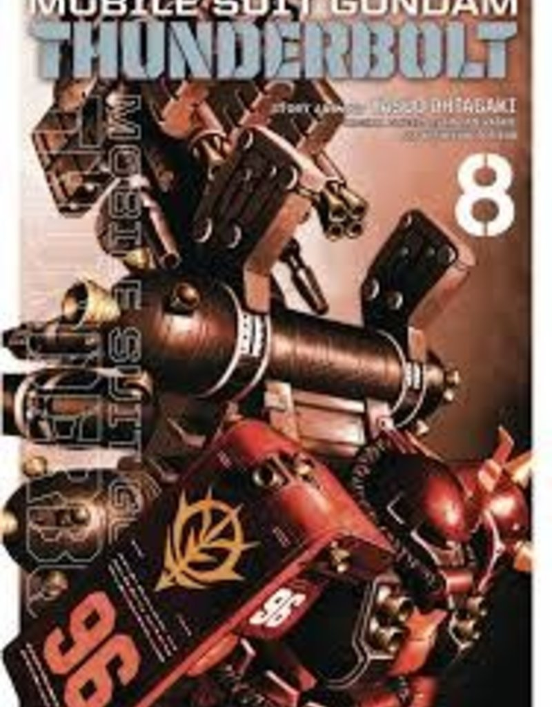 VIZ MEDIA LLC MOBILE SUIT GUNDAM THUNDERBOLT GN VOL 08