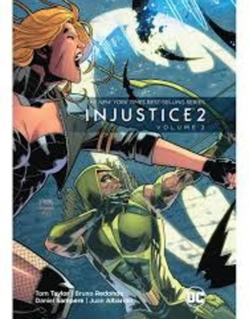DC COMICS INJUSTICE 2 TP VOL 02