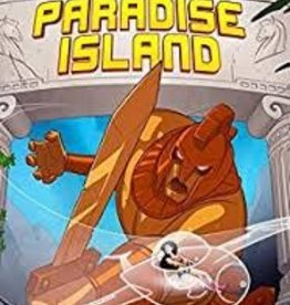 CAPSTONE PRESS WW PARADISE ISLAND YR TP JET POWERED JUSTICE
