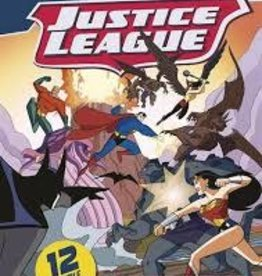 CAPSTONE PRESS JUSTICE LEAGUE YOU CHOOSE YR TP PORTAL OF DOOM