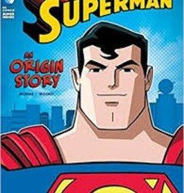 CAPSTONE PUBLISHING DC SUPER HEROES ORIGIN YR SC SUPERMAN