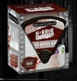 USAOPOLY TRIVIAL PURSUIT HORROR MOVIE ED