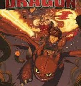 DARK HORSE COMICS HOW TO TRAIN YOUR DRAGON DRAGONVINE TP
