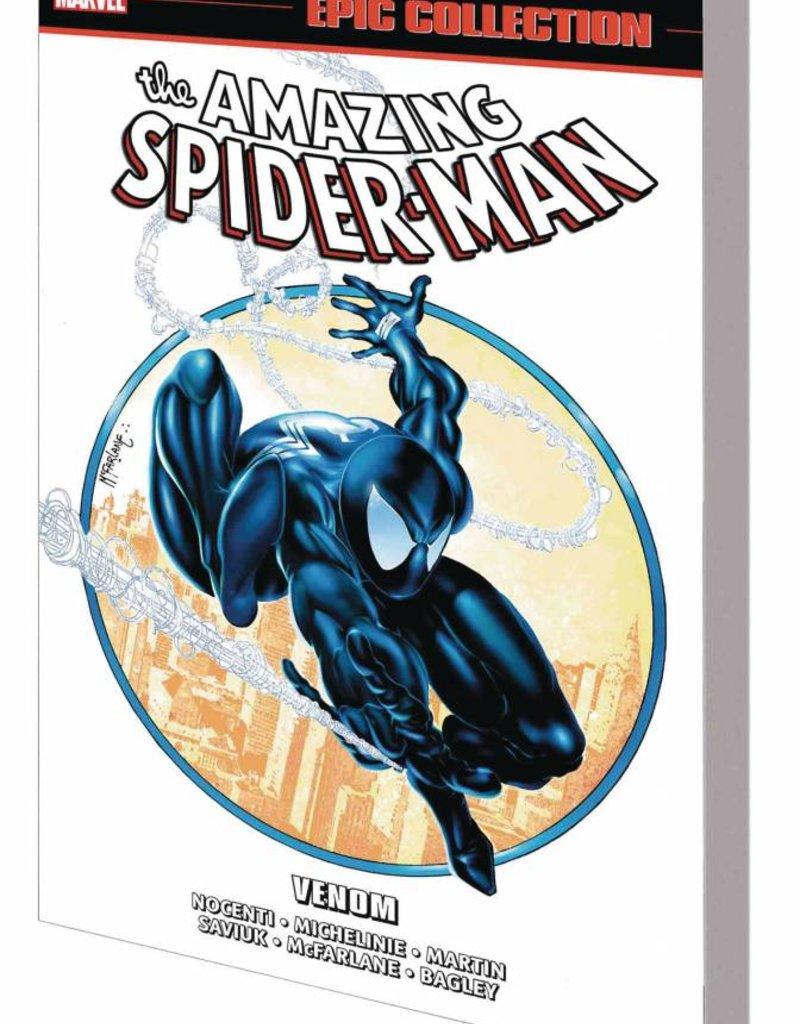MARVEL COMICS AMAZING SPIDER-MAN EPIC COLLECTION TP VENOM
