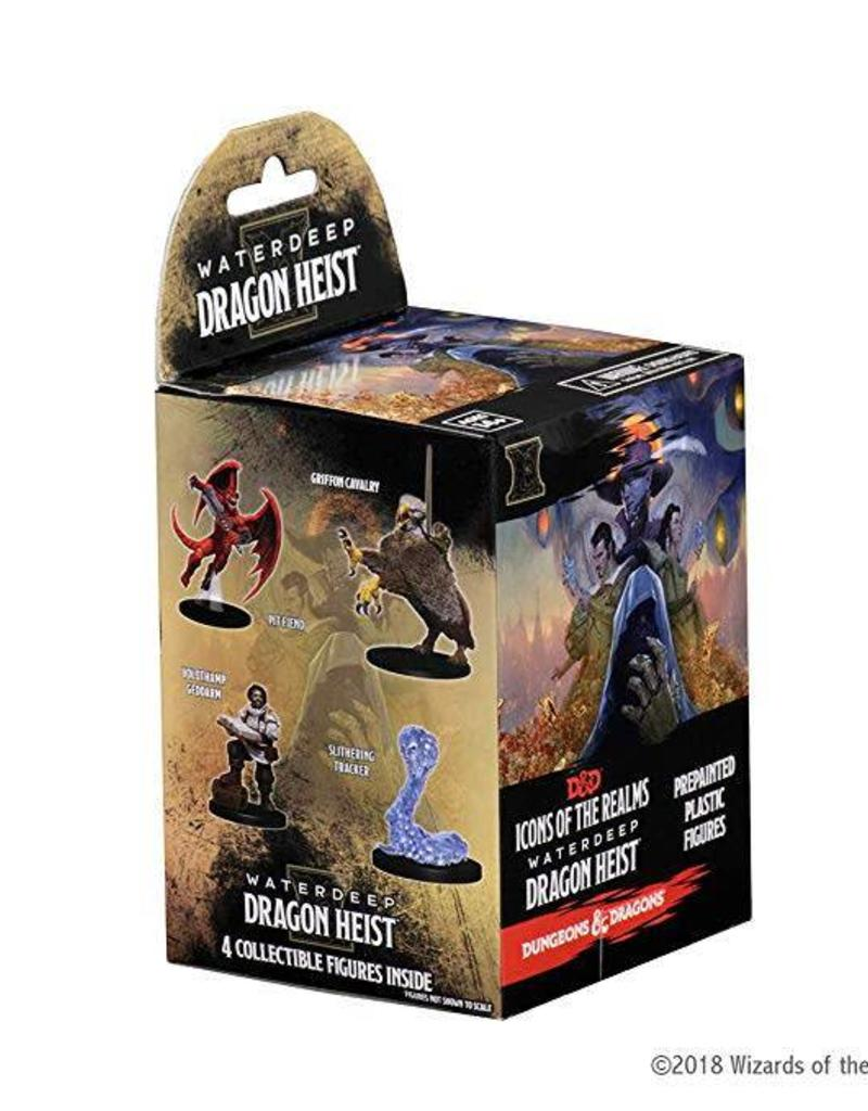WIZARDS OF THE COAST D&D ICONS OF THE REALMS WATERDEEP DRAGON HEIST MINIATURES