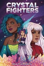 DARK HORSE COMICS CRYSTAL FIGHTERS GN